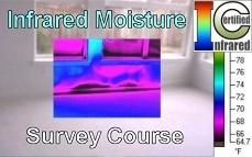 Infrared Moisture Survey Online Training & Certification